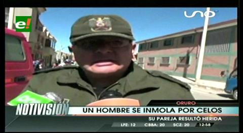 Pelea conyugal deja un minero muerto por dinamita en Oruro
