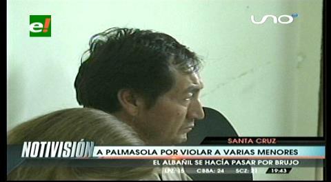 Juez envió a Palmasola al hombre que violó a tres niñas
