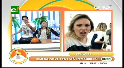 """Los mañanoteros"" enojan a Ximena Zalzer, le dijeron ""vieja"""