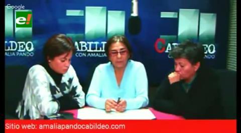 Exdefensor Albarracín pidió una conciliación Zapata-Evo por un hijo