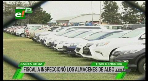 Fiscalía investiga subfacturación de vehículos en los almacenes de ALBO