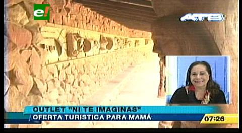 """Día de la Madre: Gobernación cruceña invita a participar del primer Outlet """"Ni te imaginas"""""""