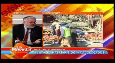 La Paz: SIB descarta daños estructurales en construcción del Teleférico