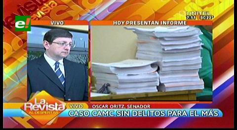 """Califican como """"proteccionista"""" informe de la comisión sobre CAMC"""