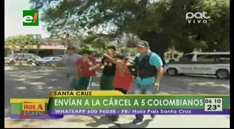 Envían a Palmasola a autores de brutal ataque al asesor jurídico de una entidad financiera