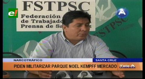 Realizarán una inspección al parque Noel Kempff Mercado
