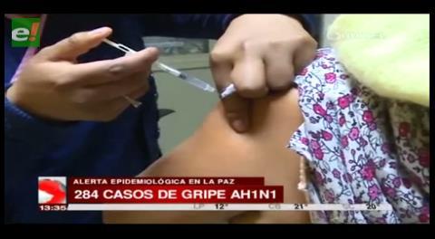 El Sedes de La Paz confirma el incremento de casos de gripe AH1N1 a 284