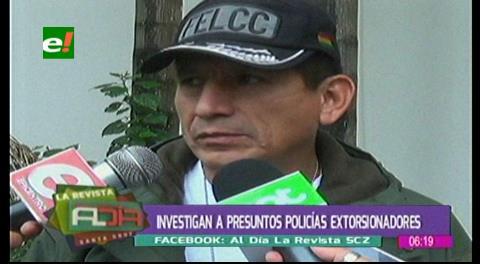 Detienen a tres policías de Interpol acusados de extorsión