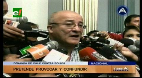 Demanda del Silala: Moldis afirma que Chile quiere confundir a la opinión pública internacional