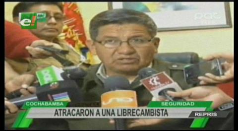 Cochabamba: Criminales raptan y casi asesinan a una librecambista