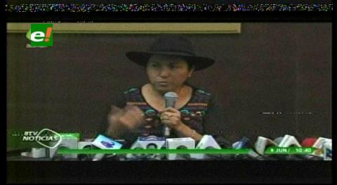 Ministro Paco critica intransigencia de discapacitados y cuestiona financiamiento de su protesta