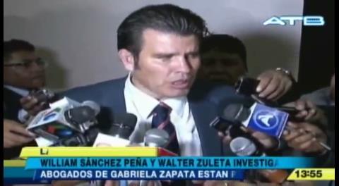 Se complica situación procesal de Zuleta y Sánchez