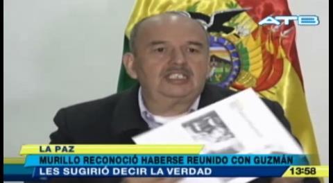 """Murillo dijo haberle advertido a Pilar Guzmán que podría """"podrirse en la cárcel"""""""