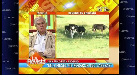 Víctima de robo de ganado en Puerto Suárez denuncia retardación justicia