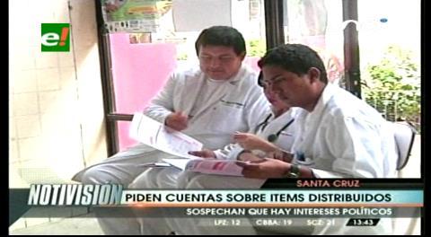 Polémica entre la ministra Campero y la Gobernación cruceña por la salud