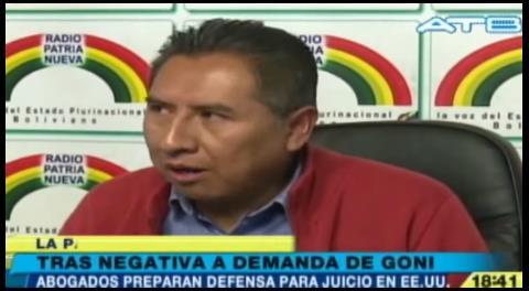 Abogados de víctimas de octubre del 2003 se preparan para juicio contra Goni
