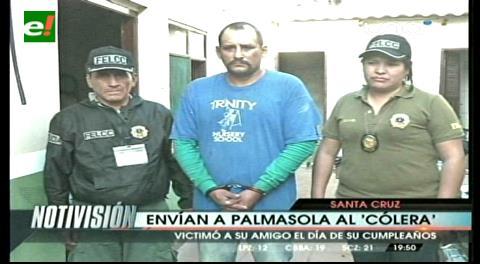 Condenan a 30 años de cárcel a un exrecluso que asesinó a su amigo