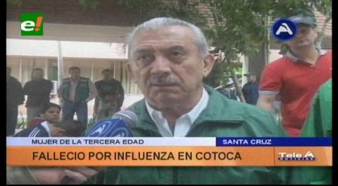 Suman a seis los muertos por influenza en Santa Cruz
