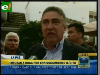 """Fiscalía pide detención de Humberto Roca, lo investigan por hacer negocios con """"narcos"""""""