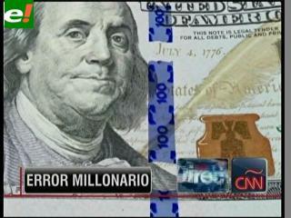 Billetes de 100 dólares, al consultorio