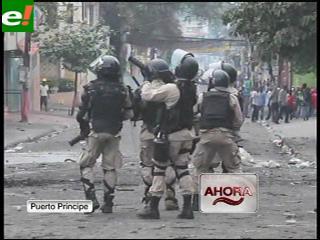 """El Consejo de Seguridad de la ONU pide a Haití elecciones """"creíbles"""""""