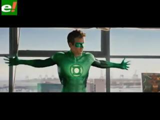"""Primer tráiler de la película """"Linterna Verde"""""""