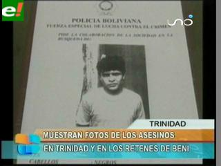 Muestran fotos de los asesinos de Ronny Suárez Sattori