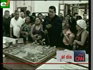 El Parlamento venezolano aprueba Ley Habilitante para el presidente Chávez