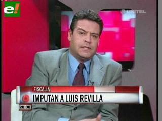 """Luis Revilla: """"Vamos a dar una batalla política y legal"""""""