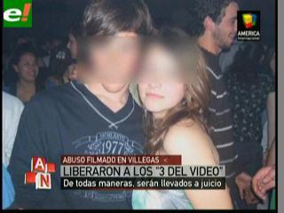 Liberan a los imputados de abusar y filmar a una menor en General Villegas