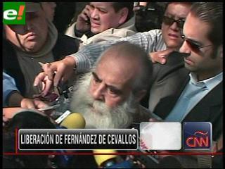 Liberan a ex candidato presidencial mexicano