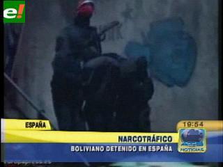 """Detienen a """"narcos"""" bolivianos en España"""