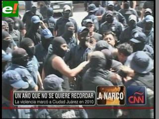 Ciudad Juárez: 2010 un año para no recordar