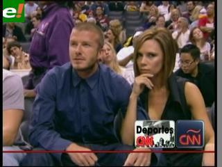 David Beckham será padre por cuarta vez