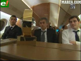 """Cristiano: """"Casillas debía estar entre los nominados, no entiendo el concepto de FIFA para entregarlo"""""""
