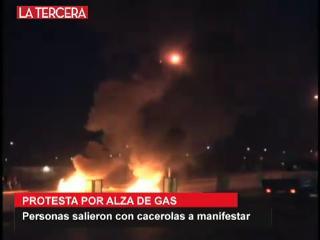 Paro cívico en el sur de Chile comienza con dos muertos y 31 detenidos
