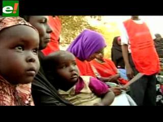 Cerca de 2.500.000 personas podrían morir de hambre en Somalia