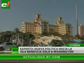 """Cuba ve las medidas de apertura de EEUU hacia la isla """"muy limitadas"""""""