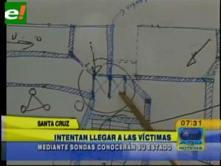 Rescate en el Málaga: se alista perforación en el subsuelo y el tiempo se acaba
