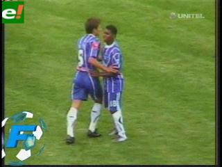 Real Potosí vence a La Paz FC