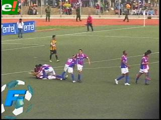 El Tigre arrancó un empate en El Alto cuando todo parecía perdido
