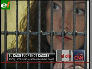 """""""Conflicto de Estado"""" entre París y México por una francesa condenada por secuestro"""