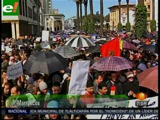 Marruecos reconoce cinco muertos en los disturbios de Alhucemas