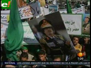 Libia: incendian la sede de gobierno y crece la ola de saqueos y disturbios
