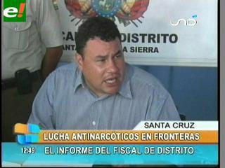 Isabelino Gómez anuncia más operativos antidroga