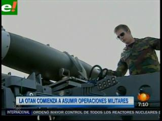 La OTAN investigará el bombardeo denunciado por el obispo de Trípoli