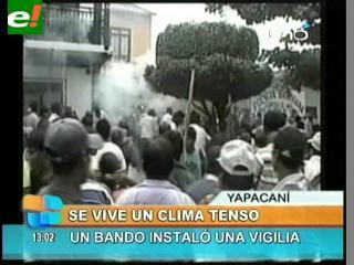 Pugna de masistas por la alcaldía de Yapacaní