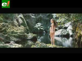 Sexy escena medieval: Natalie Portman lució sus encantos en tanga