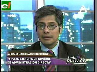 """Chávez: """"Ley de Desarrollo y Seguridad Fronteriza acabará con el contrabando"""""""