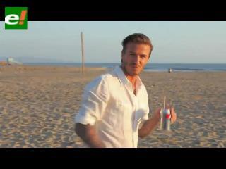 ¿Lo que hace Beckham, es real o falso?